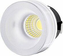 LED COB Mini Spot Einbauspot Einbaustrahler -
