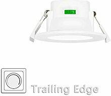 LED Decke Einbauleuchten Einbaustrahler Flach LED
