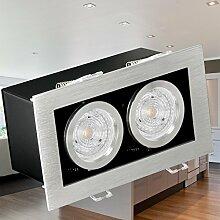 LED Decken Einbau-Strahler K2 kardanisch