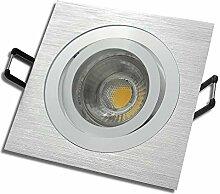 LED Decken Einbauleuchten 230V inkl. 3 x 7W LED LM