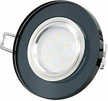 LED Decken Einbaustrahler extrem flach nur 15mm