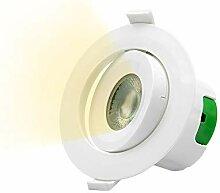 LED Decken Spot Einbaustrahler Einbaulampe
