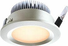 LED Deckeneinbauleuchte in Weiß 3W 350mA 230lm