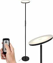 LED Deckenfluter Stehlampe 20W mit 3