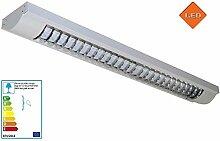 LED Deckenlampe Büroleuchte für LED Röhre 1x