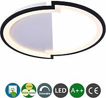 LED Deckenlampe Wohnzimmer Schlafzimmer
