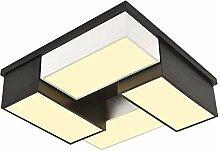 LED Deckenleuchte 32W Moderne Eckig Design Leuchte