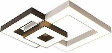 LED Deckenleuchte 36W Moderne Eckig Design Leuchte