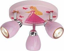LED Deckenleuchte 3er Spot Brilliant Princess