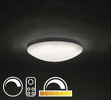 LED Deckenleuchte 40 cm mit Fernbedienung - Extrema