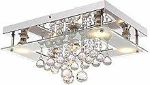 LED Deckenleuchte 5 flammig Deckenlampe Flurlampe