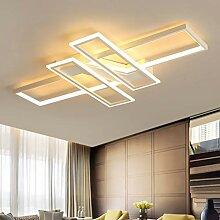 LED Deckenleuchte 68W Dimmbar Wohnzimmerlampe mit