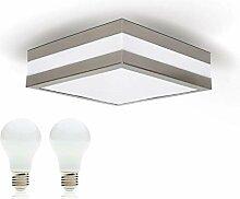 LED Deckenleuchte Badlampe Außenleuchte PROVANCE