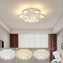 LED Deckenleuchte Blume Kreative Design