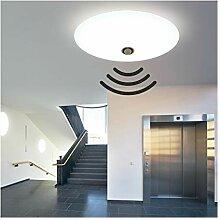 LED Deckenleuchte Deckenlampe mit Bewegungsmelder