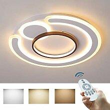 LED Deckenleuchte Dimmbar Rund Esszimmer