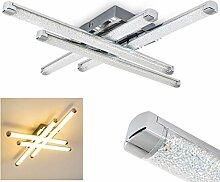 LED Deckenleuchte Iskut, Designer Deckenlampe mit