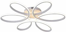 LED-Deckenleuchte Modern 75W LED Lampen 6 Ring