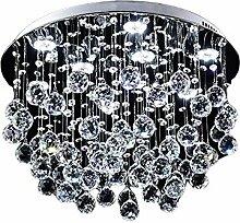 LED Deckenleuchte Modern Kristall Kronleuchter