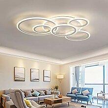 LED Deckenleuchte Moderne Dimmbare Wohnzimmer