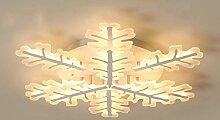 LED Deckenleuchte Originell Runde Design 6+3