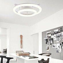 LED Deckenleuchte Runde Ring Wohnzimmer 60W,