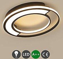 LED Deckenleuchte Warmweiß Licht Schlafzimmer