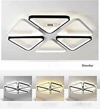 LED Deckenleuchte Wohnzimmer Dimmbar Lampe Modern