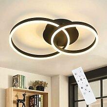 LED Deckenleuchte Wohnzimmerlampe Dimmbar