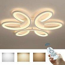 LED Deckenleuchte Wohnzimmerlampe Schlafzimmer