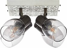 LED-Deckenstrahler 4-flammig Gantz, 30 cm
