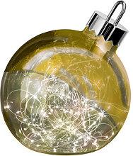 LED-Dekoleuchte Ornament sompex gold, Designer