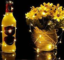 LED Dekorative Lichterkette,Jamicy 16 Stücke 2