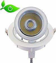 LED Design Einbaustrahler 24W, schwenkbar sehr