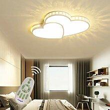 LED Dimmbar Deckenleuchte Schlafzimmer Wohnzimmer