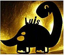 Led Dinolampe Lampe Deko Kinder Wandlampe Dino mit