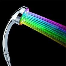 LED Duschkopf mit Farbwechsel als super Geschenk