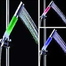 LED Duschkopf mit Farbwechsel