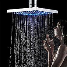 LED-Duschkopf mit verstellbarem Winkel und festem