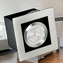 LED Einbau-Strahler K1 kardanisch schwenkbar,