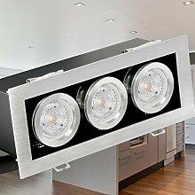 LED Einbau-Strahler K3 kardanisch schwenkbar und