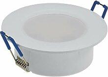 LED Einbauleuchte 5W I Einbaustrahler mit IP44 I