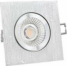 LED Einbauleuchte dimmbar Dim-to-Warm 2300K bis