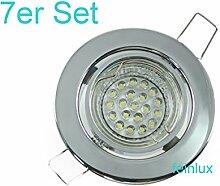 LED Einbauleuchte Einbaustrahler Einbauspots