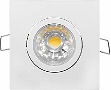 LED Einbauleuchte, Einbaustrahler Umbriel - Weiss