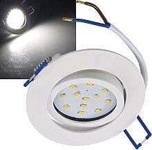 LED Einbauleuchte für Deckeneinbau I 5W I 520