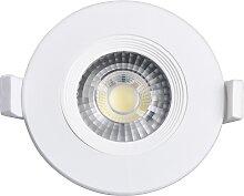 LED Einbauleuchte LED/7W/230V