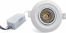 LED Einbauleuchte Spot Einbaustrahler