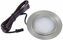 LED Einbauleuchten flach Möbelleuchten