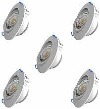 LED Einbauleuchten IP20 Ultra flach Dimmbar und